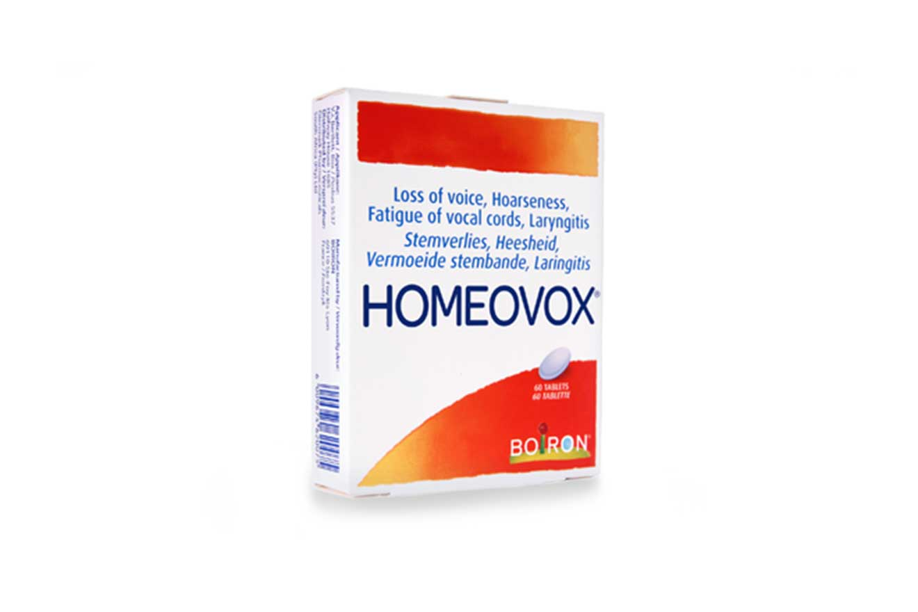 Medication Homeovox. Instructions for use