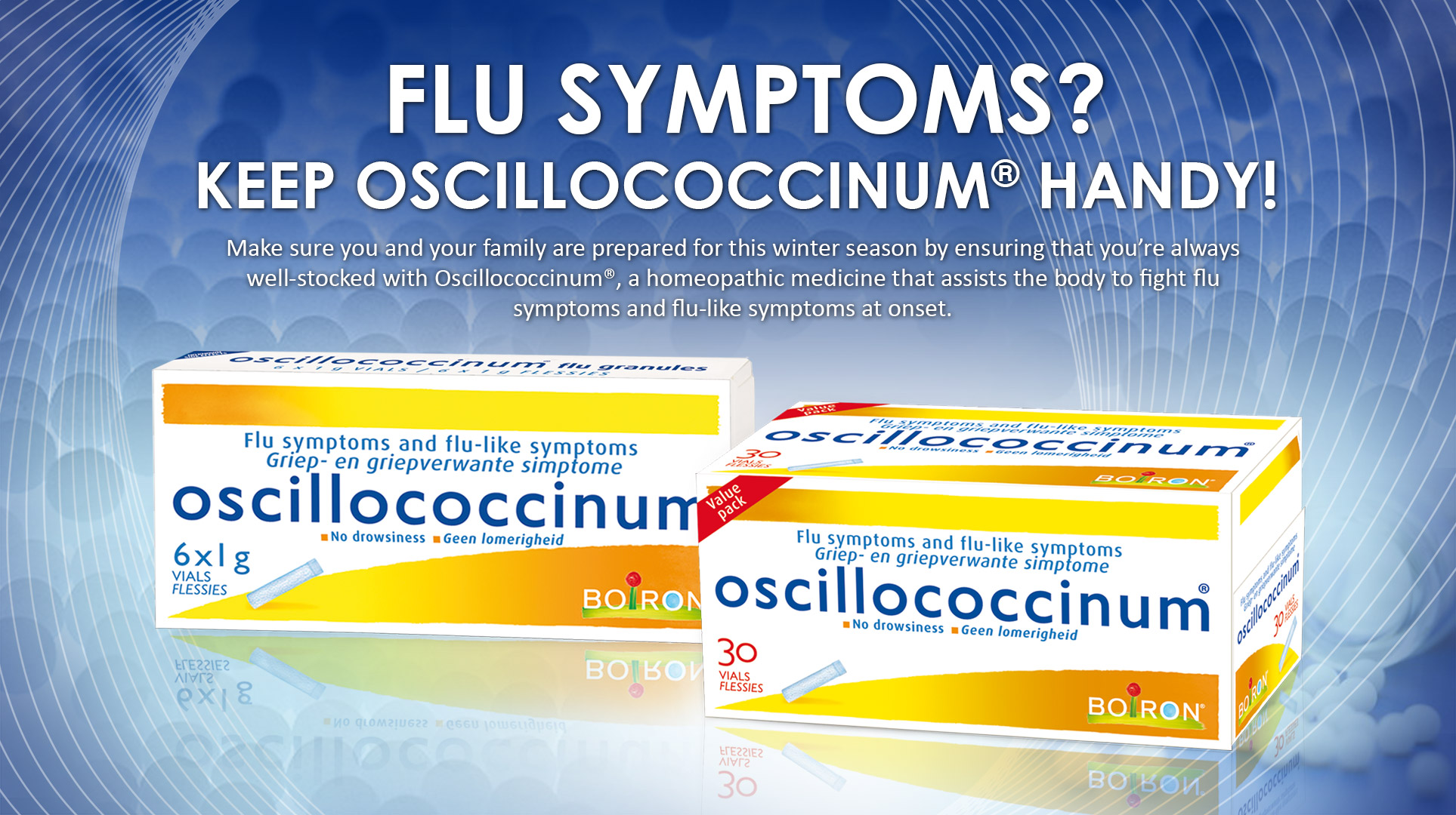 Fight Flu Symptoms