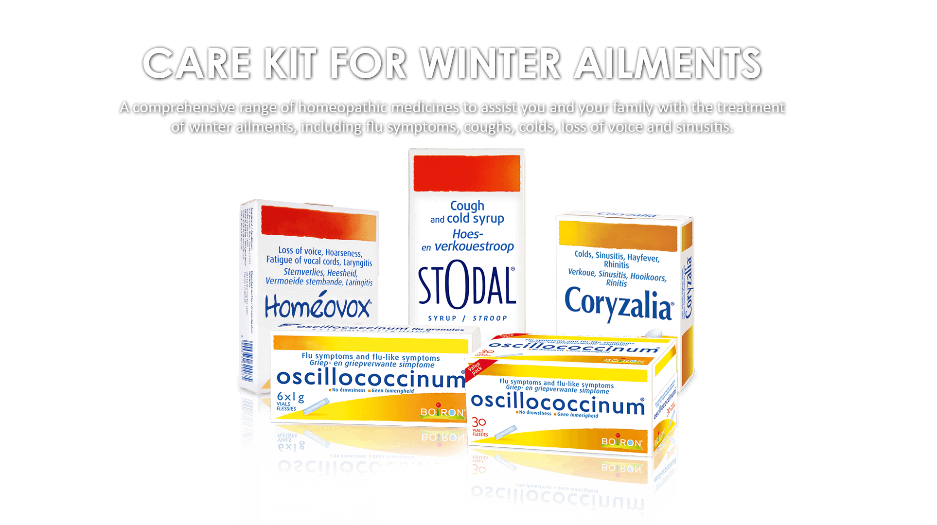 Care Kit for Winter Ailments