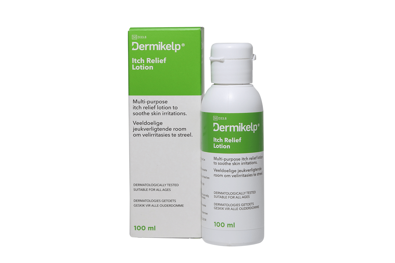 Dermikelp® Itch Relief Lotion