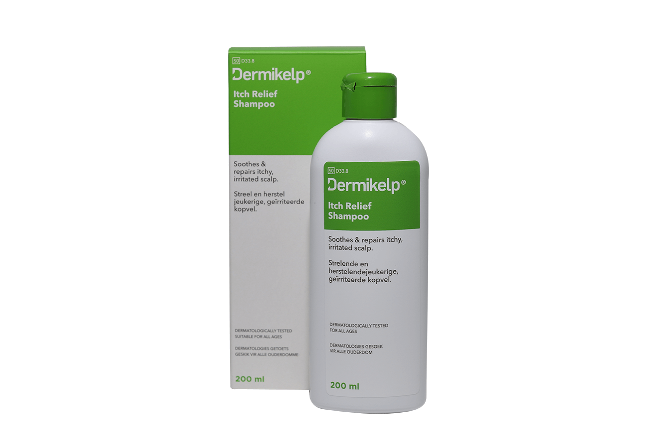 Dermikelp® Itch Relief Shampoo